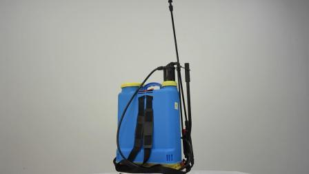 16L Manuelle Drucksprühgerät für den Rucksack aus Kunststoff für die Landwirtschaft (SX-LK16-1)