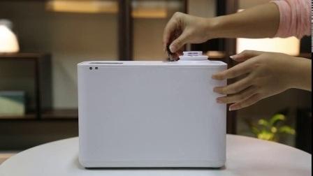 인기 있는 크로아향 800ml HVAC 향기 오일 확산기 디퓨저 머신 WiFi 앱 사용
