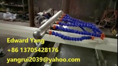 Fabrieksprijs UPVC Window Profile Making machine