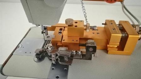 Pullover informatisé à grande vitesse reliant la Machine automatique