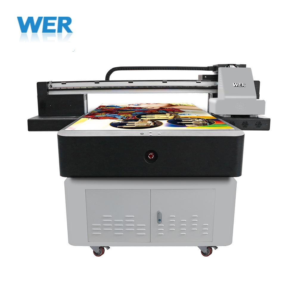 1,0m*1,5m Mini High Speed 1440dpi, digitaler UV-Drucker