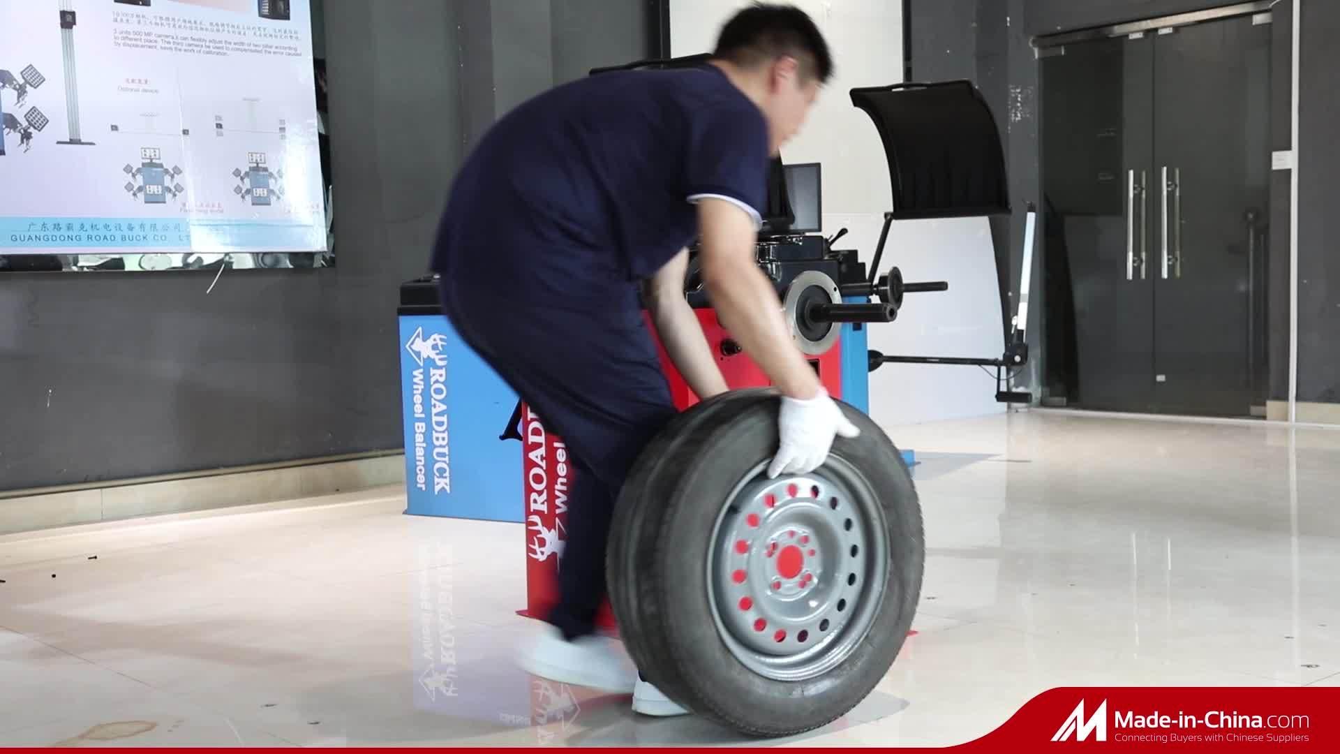 De concurrerende Stabilisator van het Wiel van de Auto van de Hoge snelheid van de Reparatiewerkplaats