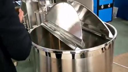 Sesame inossidabile, Peanut Coco Brean burro pasta Salsa fare macchina linea di produzione