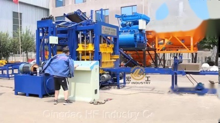 Qt8-15 Precio máquina bloquera automático de ladrillo de cemento, hormigón Bloque de pavimentación de la máquina para la venta