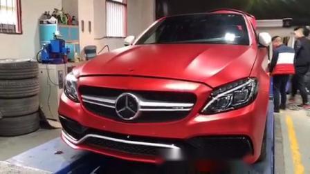 Ondis 1,52 X 18m de la foudre de métal en vinyle rouge perlé Voiture de flocage de véhicules d'enrubannage