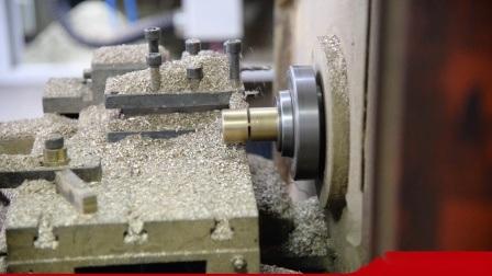 Hardware di vetro del fermo della serratura di portello dell'acquazzone d'ottone