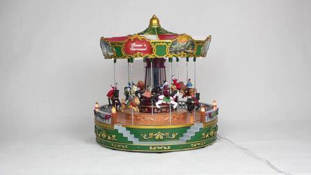 China Factory Boite um Musique Caja musical música personalizada Setereo bricolage Carousel Caixa de música