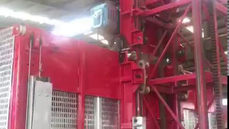 中国建設旅客エレベーターリフト SC200/200 2ton Hoist