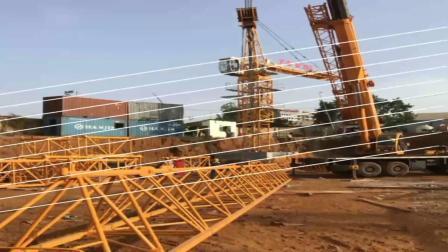 建設機械 42m 長さミニタワークレーン