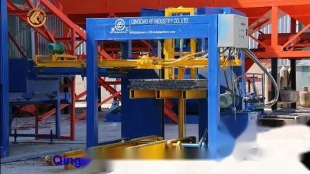 Qt8-15 Zement Block Maker Maschine Ziegelformen Herstellung Maschine