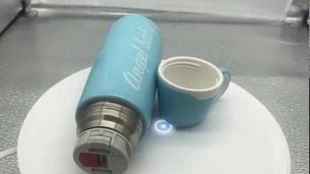 Bottle008 Vacuümbeker Thermos roestvrijstalen thermische beker