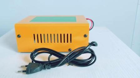 Automatische 12 V 24 V LED-Anzeige 5-stufiger intelligenter Impuls Reparatur Motorrad Auto Akku-Ladegerät