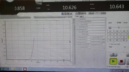 Equipo electrónico de máquina de ensayo controlado Universal Wdw-5