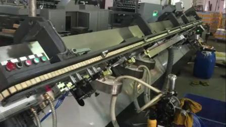 3 접착 유닛, 연습 책 흰색 글루 바인딩 머신