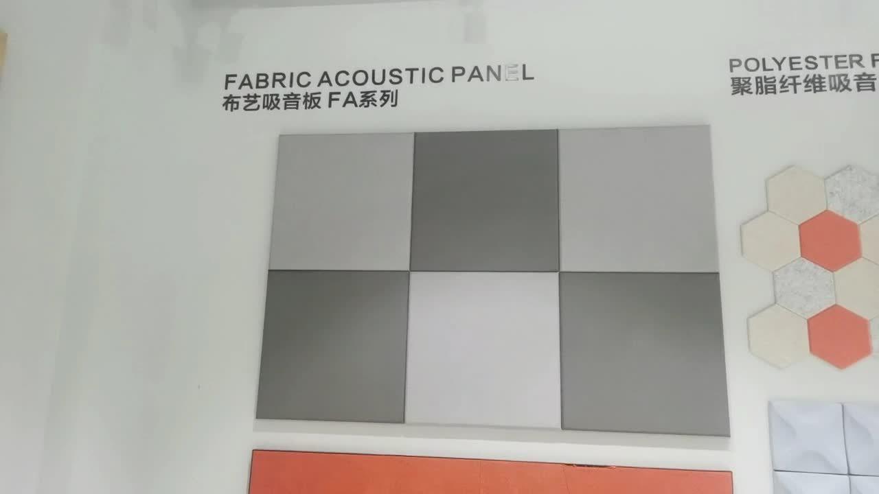 Akustikpanel Aus Stoff