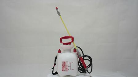 Irroratrice manuale con misuratore a spalla a compressione manuale da giardino/industriale 4L (SX-CSU481)