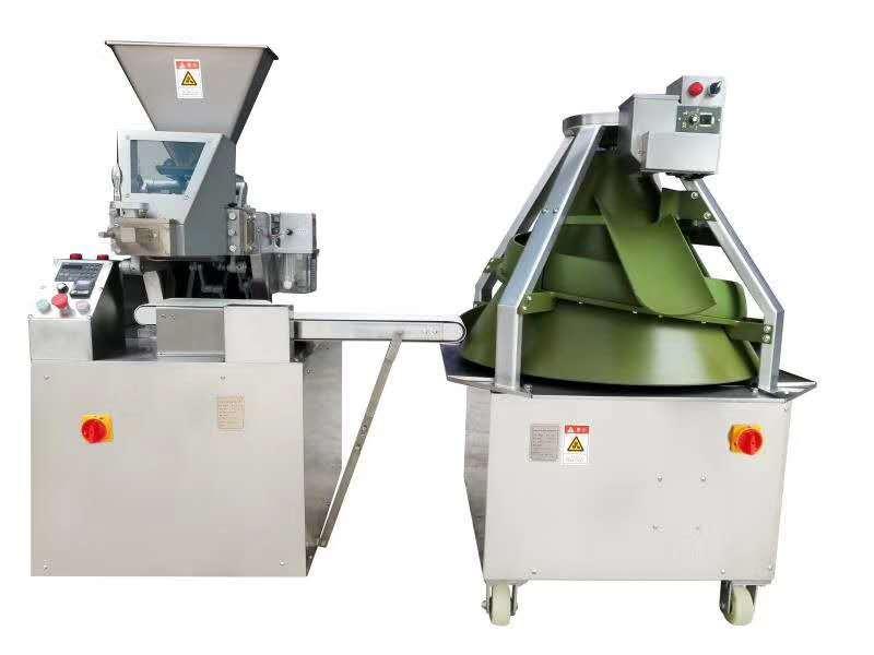 30 g Semi-automatische volumetrische hydraulische deegverdeler voor brood