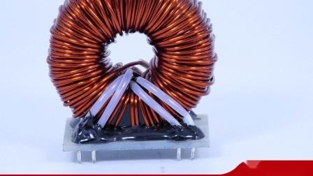 UU-Typ Gleichtaktdrosselfilter Induktor mit geringem Verlust für Schaltnetzteil
