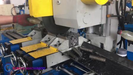 Automatische hydraulische Rohrschneidwinkelmaschine mit hoher Präzision