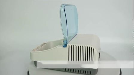 병원 장비 이동식 산소 공기 압축기 피스톤 네뷸라이저