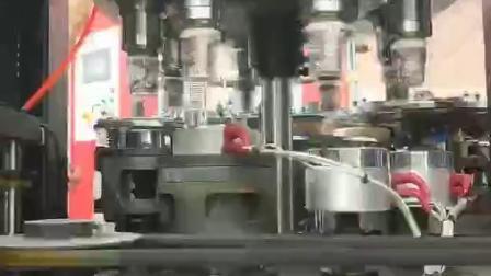 Автоматическая формовочная машина для изготовления бумажных стаканчиков
