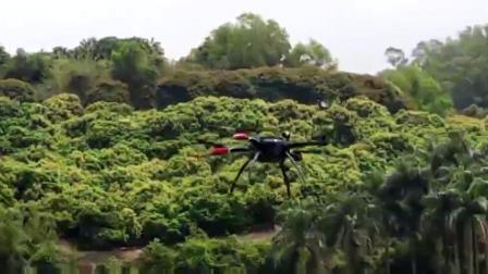 Security and Defense UAV System Drone 42 Flight Time with GoPro カメラ