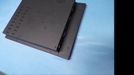15-inch industriële computerpanel pc met capacitieve touch en I3/I5/I7 CPU en Win10 PRO 32/64 bits