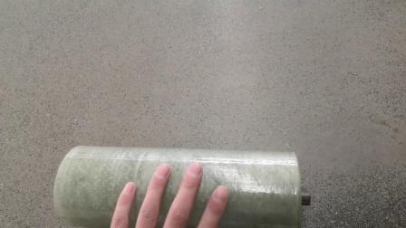 Fibra de Vidrio Cold-Resistant rodillo de transporte utilizados para la empresa de cemento