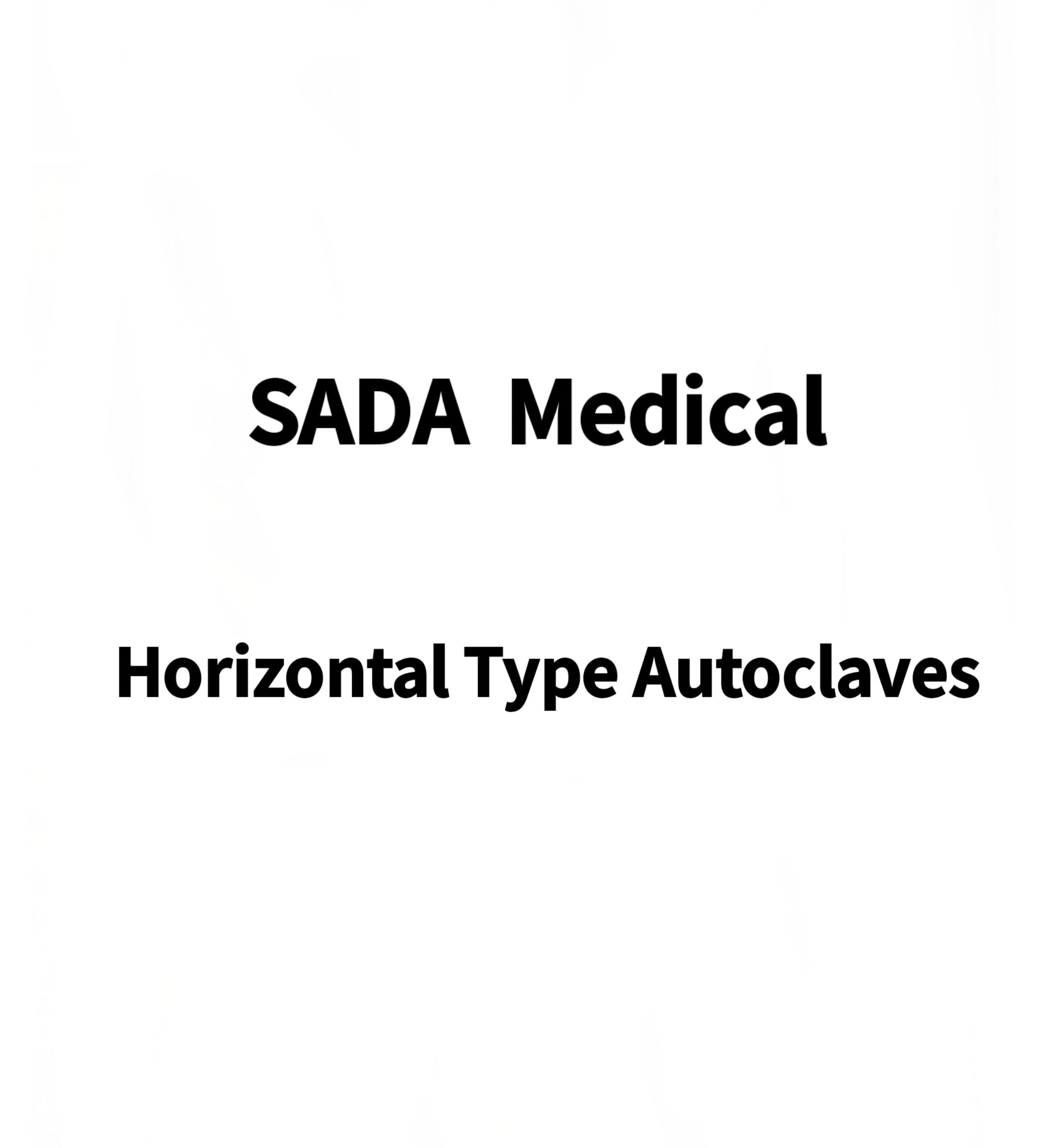 Autoclave de vapor a presión hospitalaria tipo N cilíndrico horizontal controlado por PLC Esterilizador