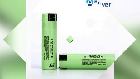 batería recargable 18650Electrónica NCR PF 2900mAh