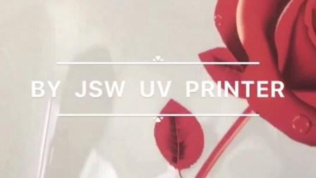 Para la publicidad de cine de suaves /cocina/sala de baño utilizar la impresora Digital UV