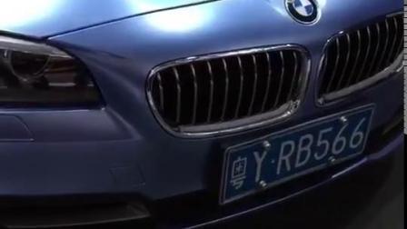 Sem bolhas Mist Azul fosco acetinado relâmpagos Carro de Metal Wrap Rolo de vinil