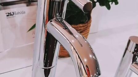 Design Brassware misturador da Bacia de poupança de água torneiras com alavanca única