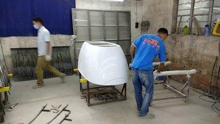 Freistehende rechteckige Badewanne aus Acryl K1590 mit Cupc, CE Certficate