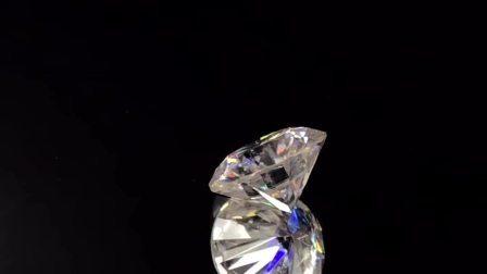 Het Laboratorium van de Groothandelsprijs leidde tot Briljante Besnoeiing om Moissanite Diamant 1CT 1.5CT 2CT 3CT 4CT 5CT 6CT 7CT 8CT 9CT voor het Ontwerp van Juwelen