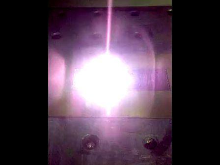 Новые металлические волокна лазерная маркировка машины