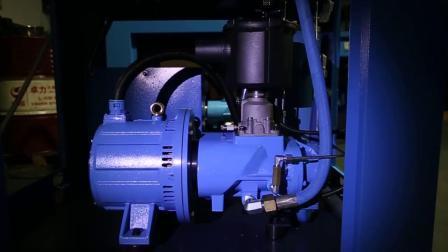 Zay-15 11kW Zakf 7-13bar 급유식 스크류 공기 압축기