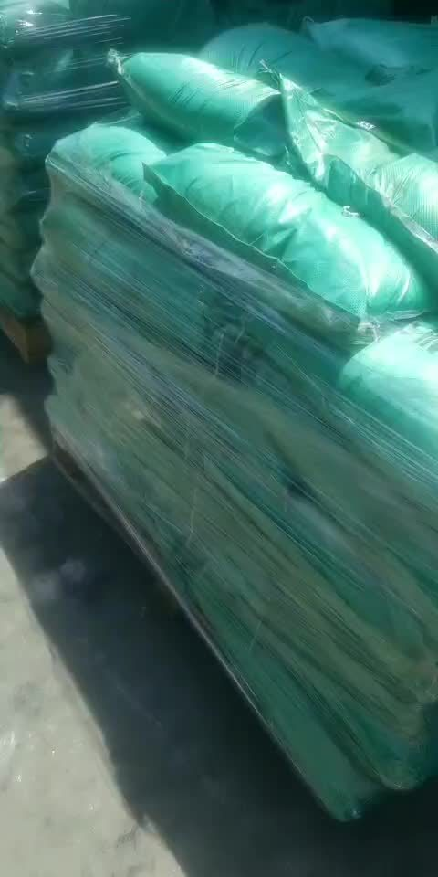 El óxido de hierro de color verde para la pintura, pintura, suelo de cemento, Ladrillo