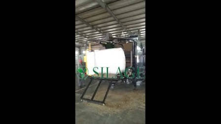 750 mm Green Color Silage Wrap Film/Agricultural Stretch Film/Hay Bale Wrap Film
