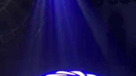 LED-Leuchte 400W Bühnenleuchte mit CMY-Beleuchtung mit beweglicher Kopfbewegung