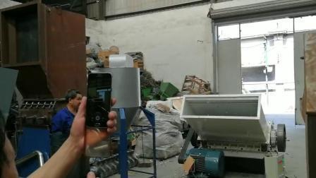 Высокоэффективные пластиковые бутылки гранулятор