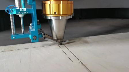 600 Вт 18мм фанеры умирают платы CO2 лазерная резка машины