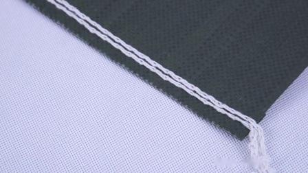 Robuste 14''*26'' PP gewebte Sandtasche mit Krawatte