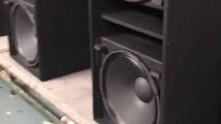W8LC 12inch drei-Wege-Line Array Lautsprecher für Church Music Hall Ausstellung