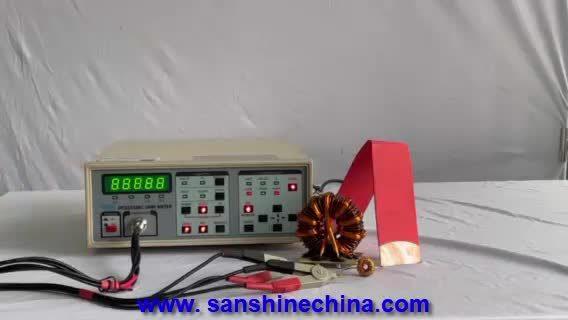 DC-Widerstandstester DC-Wicklungswiderstand-Tester (SSDC502BC)