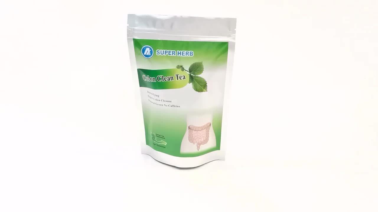 Effektive Super Herb Supplement Colon Cleanse Tee Entgiftung Abnehmen Gewicht Verlust Tee