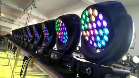 Kopfleuchte 28 * 25W Wash Light LED Moving Head Light