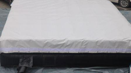 スポーツジャンプランディング用安全フリーフォールビッグ膨張式ジャンプエアバッグ