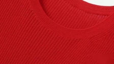 Maglia abito donna di moda maglia maglia maglia maglia maglia Ak20860 pullover