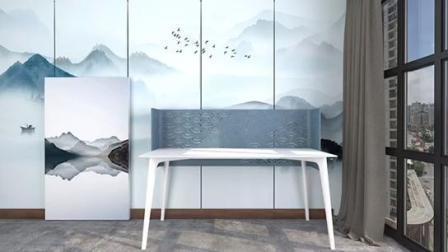 Büromöbel-Arbeitsplatz Umwelt PET akustische Sicherheit Bildschirm
